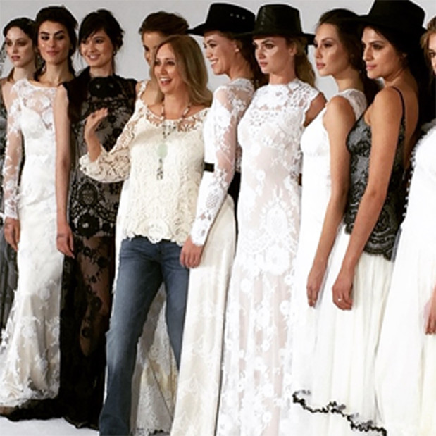 Claire Pettibone – Amy Louise Bridal Gowns